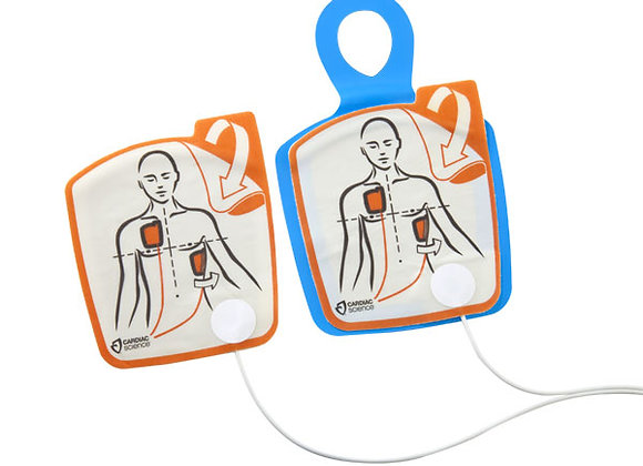 CARDIAC SCIENCE G5 AED SEMI AUTOMATIC DEFIBRILLATOR