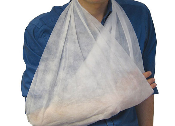 CLICK MEDICAL 30gms NON WOVEN TRIANGULAR BANDAGE
