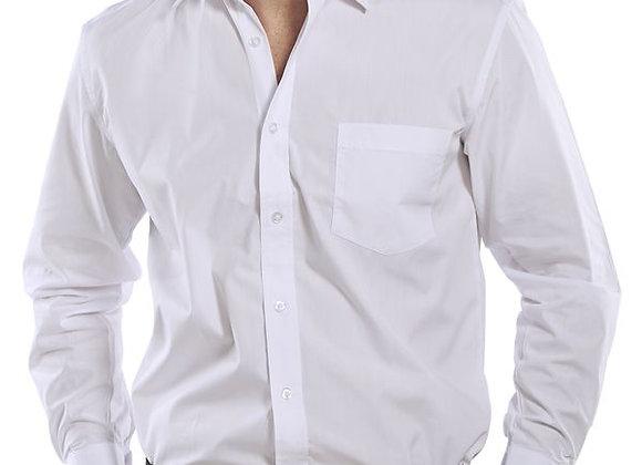 CLASSIC SHIRT L/S WHITE