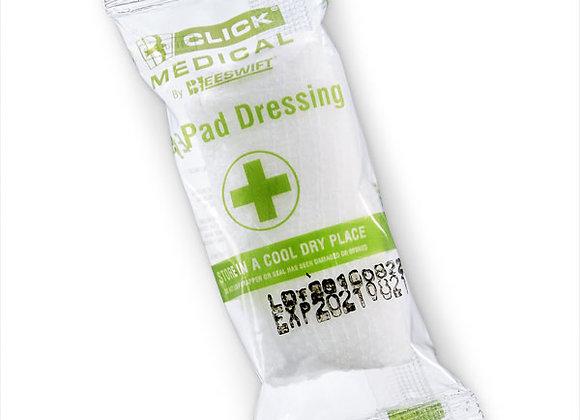 CLICK MEDICAL HSE EYEPAD DRESSING