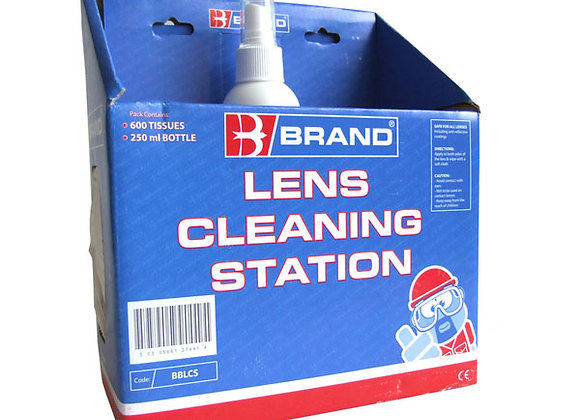 B-BRAND LENS CLEANING STATION
