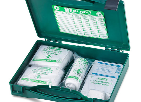 CLICK MEDICAL FIRST AID KIT BOXED