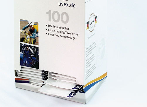 CLEANING TOWELETTES 100/BOX