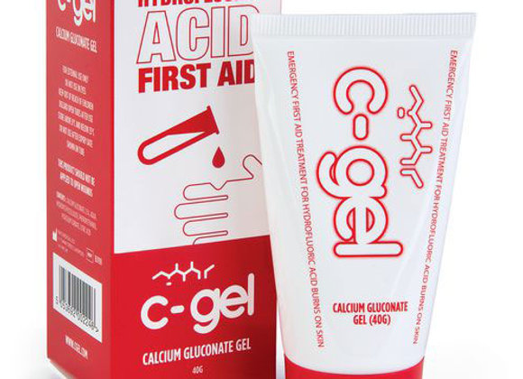 C GEL CALCIUM GLUCONATE GEL 40g