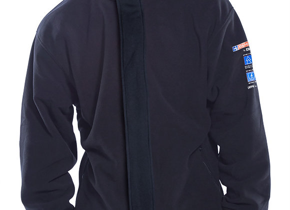ARC COMPLIANT FLEECE JACKET NAVY