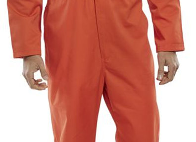 CLICK PC B/SUIT ORANGE