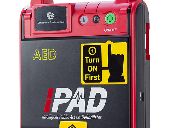 CLICK MEDICAL NF 1201 FULLY AUTOMATED DEFIBRILLATOR