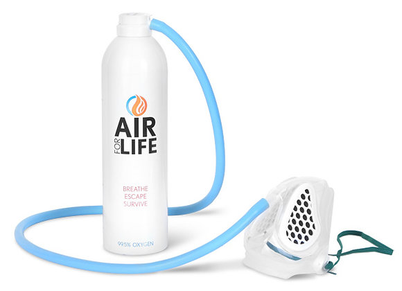 AIR FOR LIFE EMERGENCY ESCAPE DEVICE