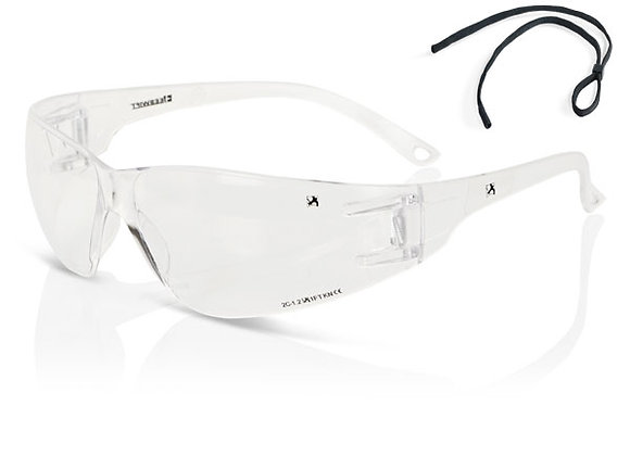 CLEAR PERFORMANCE WRAP AROUND SPECTACLE