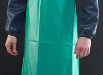 """CHEMMASTER PVC APRON GREEN 48""""X36"""""""