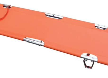 CLICK MEDICAL LIGHTWEIGHT TWO FOLD STRETCHER