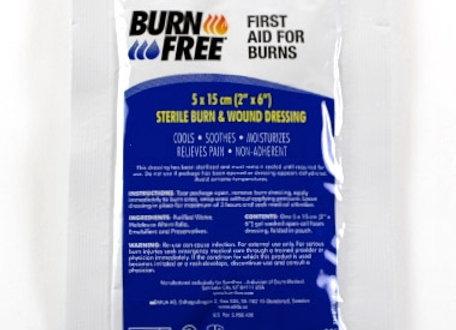 BURN DRESSING 5 x 15cm