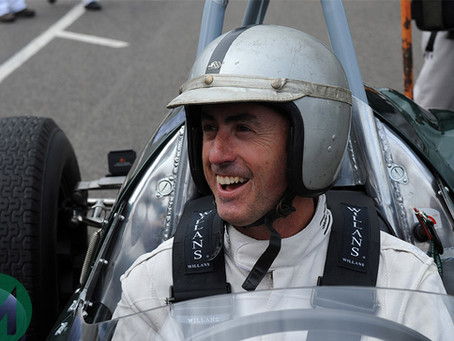 An Evening with David Brabham - An event not to be missed!