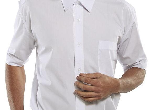 CLASSIC SHIRT S/S WHITE
