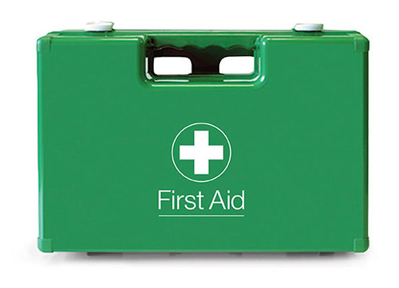 624B ABS GREEN FIRST AID BOX 270 x 190 x 120mm