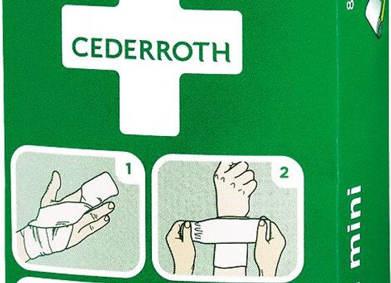 CEDERROTH 4 IN 1 MINI BLOODSTOPPER