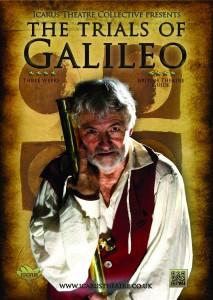 'The trials of Galileo' publicity artwork.