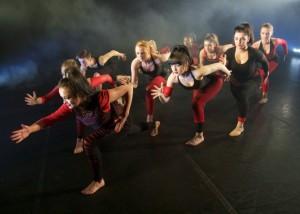 Publicity shot for Northern Ballet Group