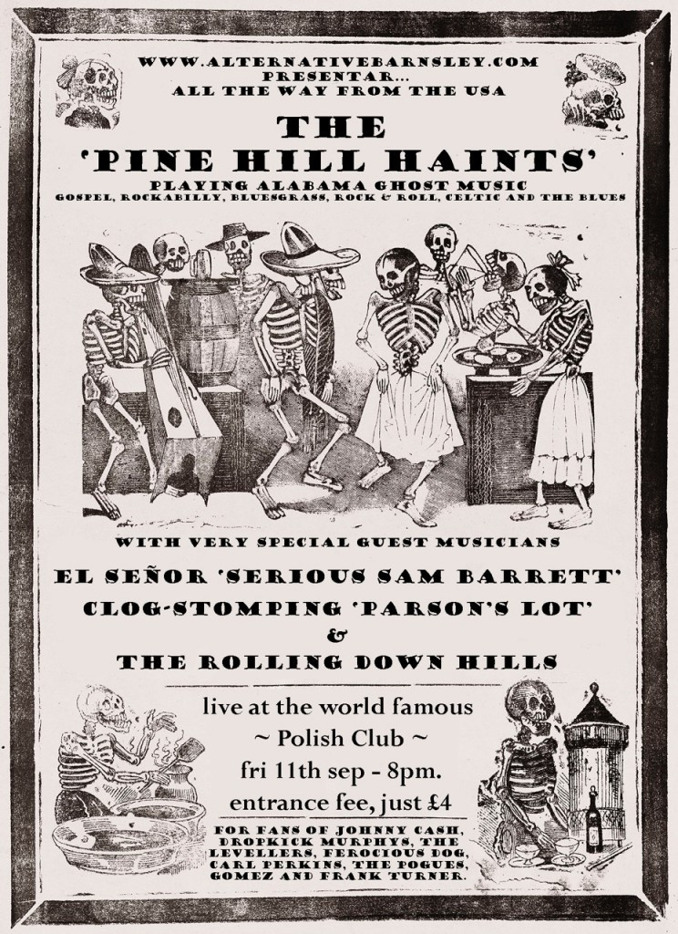 Pine Hill Haints Promo poster