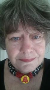 Image of Kate Housden, organiser of the Save Red Ladder film screenings c. Red Ladder