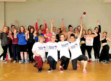 Tourism Students Stage Fitness Marathon Fundraiser