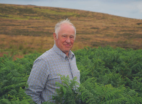 Peak District Conservationist's Wildlife Recovery Celebrated in New National Study