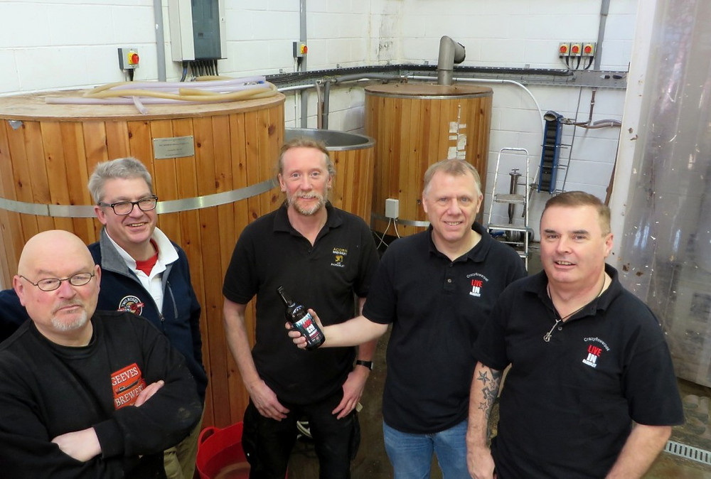 Image not supplied with details but possibly photo of brewers