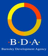 Barnsley Development Agency Logo