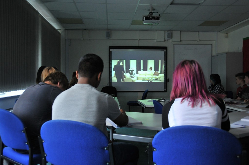 Image of Film studies at Barnsley Sixth Form College