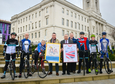 BARNSLEY COUNCIL CELEBRATES A SUCCESSFUL PARTNERSHIP 
