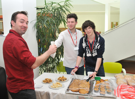 Connor launches niche baking business
