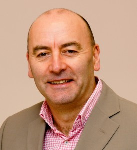 Ian Carey - Chief Executive of Barnsley Hospice