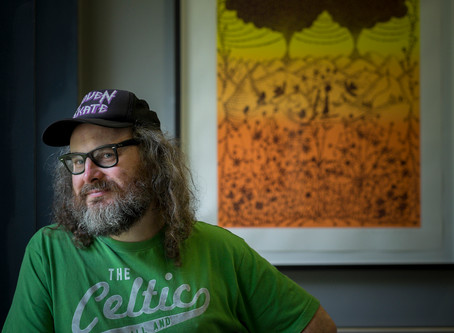 Rob Ryan: Listen to the World at Yorkshire Sculpture Park
