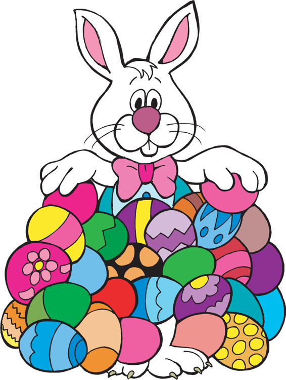 Cartoon eggs