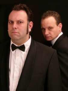 Publicity shot for 'Bouncers'