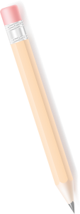 image of a pencil