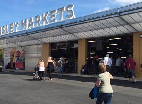 New Barnsley Market Food Hall Looking For Fresh Food Traders