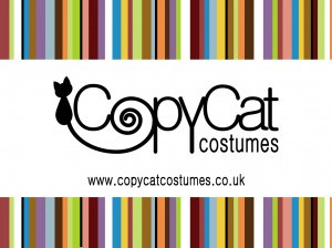 Copy Cat Costumes Logo and Link to website