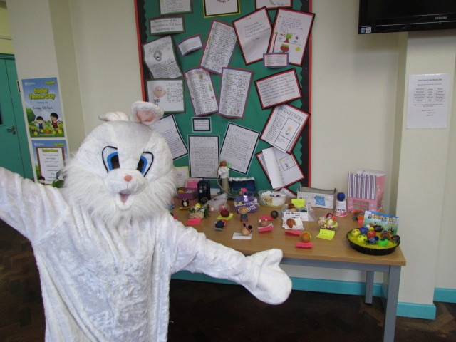 Picture of Provide Education Easter Bunny