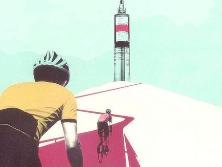 The Story of Ventoux Told on Road Bikes at The Civic