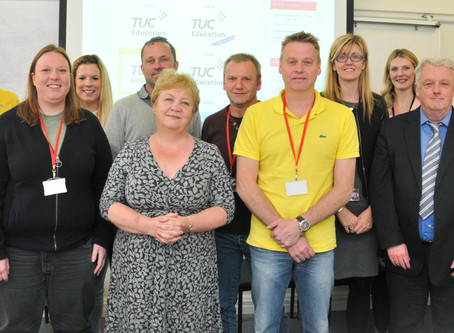 New Course For Union Reps at Barnsley College