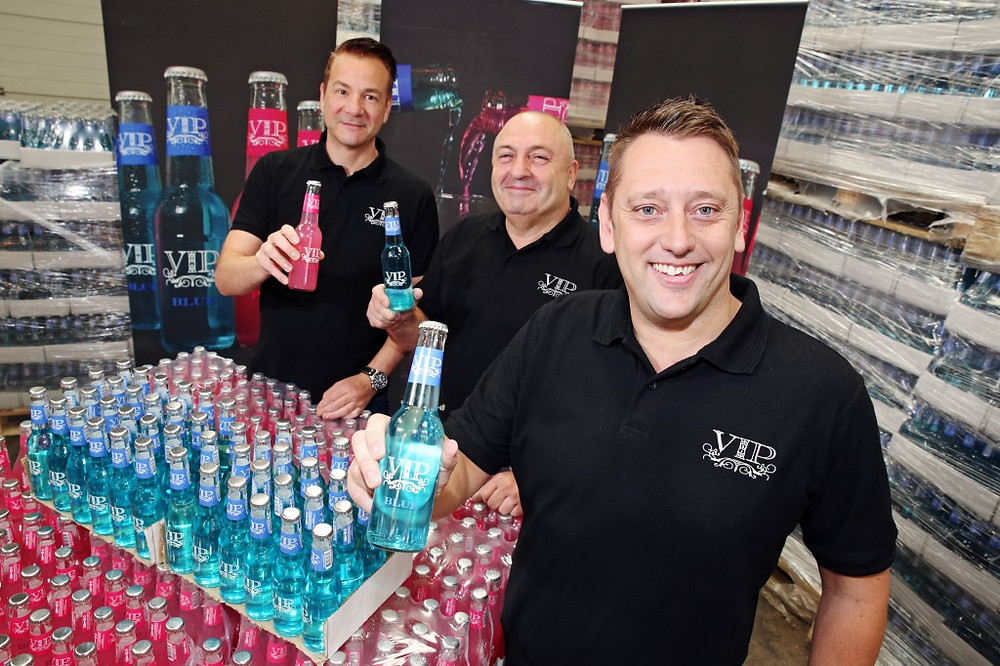 Image of Tim, Paul and Dave at FAB Supplies Ltd.