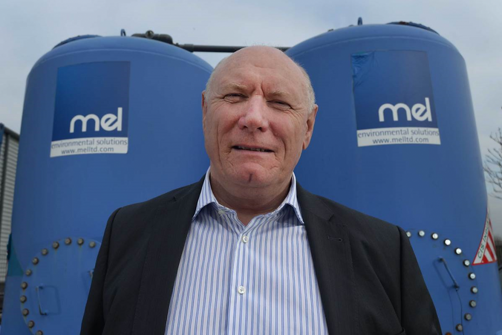 Picture of Paul Theile of MEL Environmental