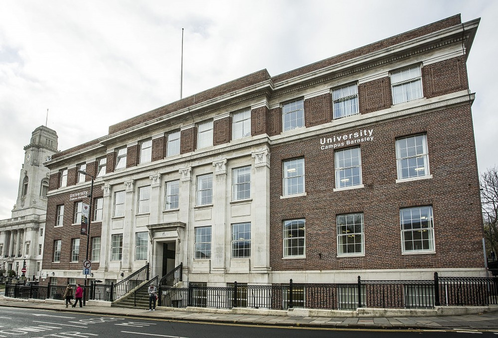 Image of University Campus Barnsley