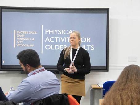 Students Deliver Professional Seminars