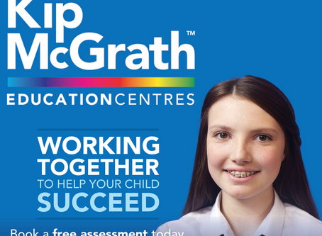 Help Your Child Succeed With Kip McGrath