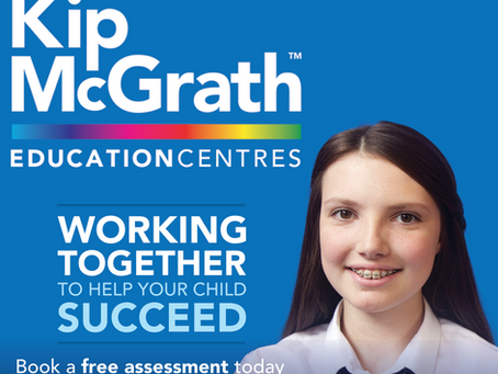 Help Your Child Succeed With Kip McGrath