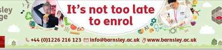 New course for aspiring teachers at Barnsley College