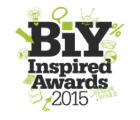 Logo for BiY Business Awards