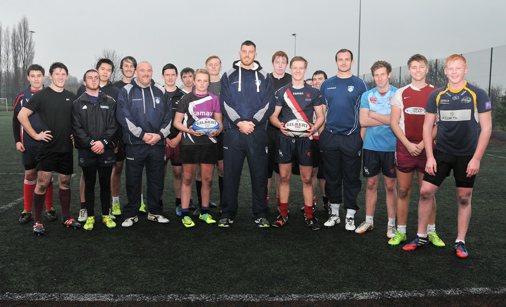 Picture of Yorkshire Carnegie session